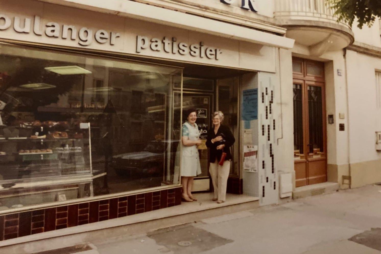 Boulangerie Verdun 1961